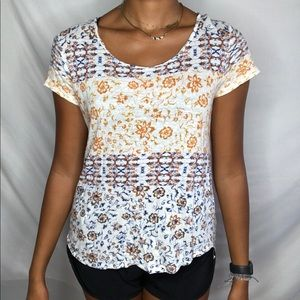 Lucky brand Los Angeles L Top